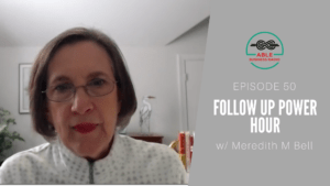 Follow Up Power Hour Meredith M Bell