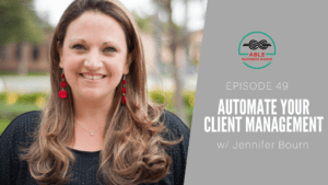 automate your client management jennifer bourn